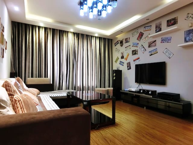 View of GuanShanhu Park apartment - Guiyang - Townhouse
