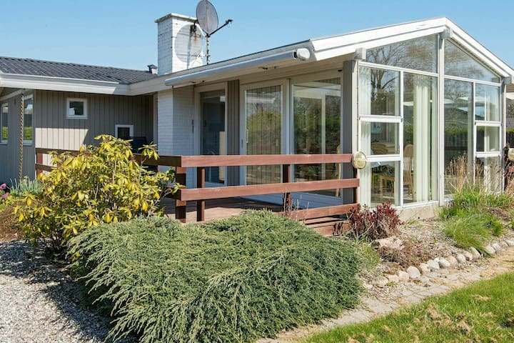 Pleasant Holiday Home in Børkop with free WiFi