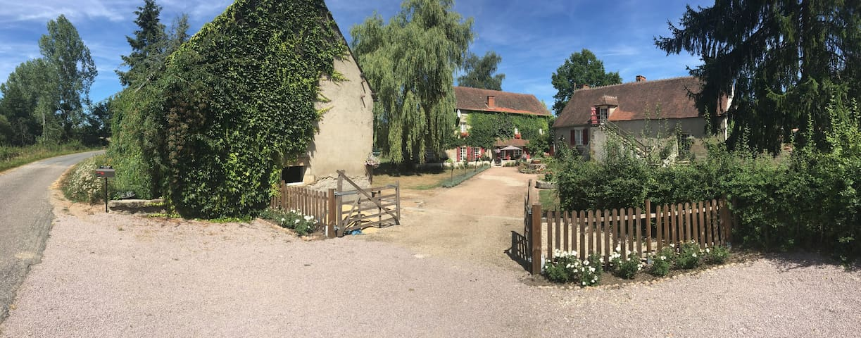 "Te huur ""le Moulin""  Auvergne - Ygrande"