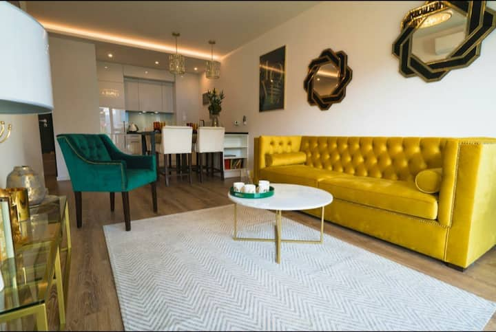 Apartament Green-Gold