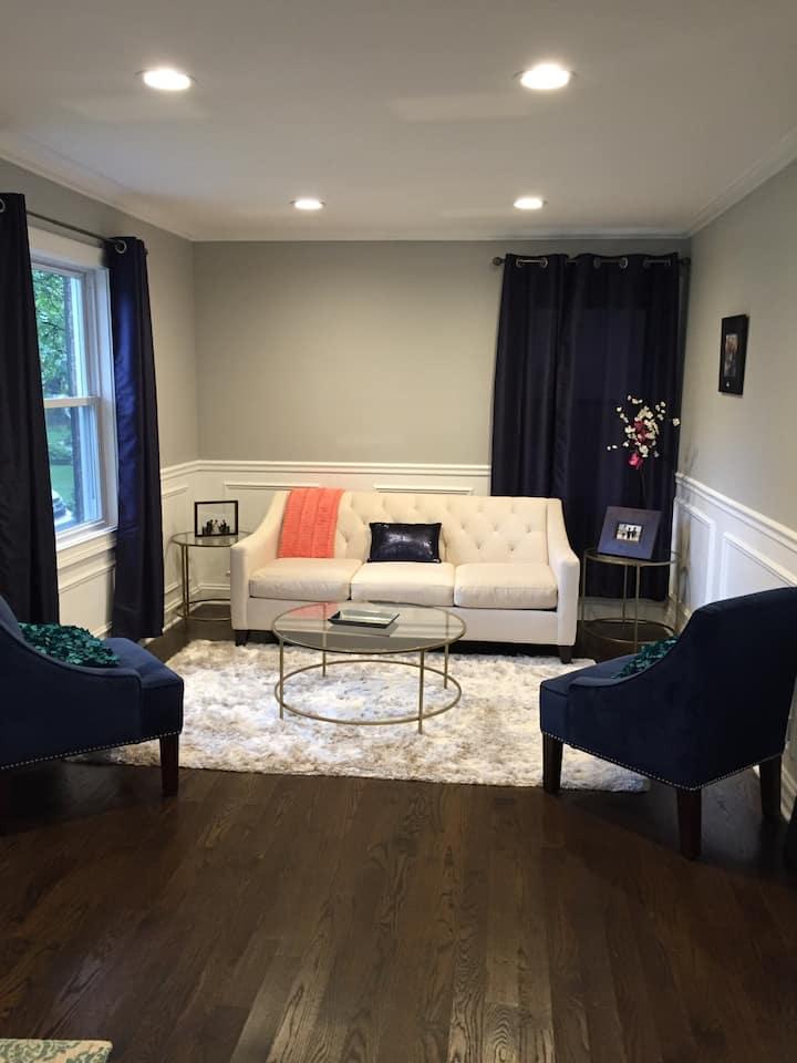 Cozy home in a convenient location.