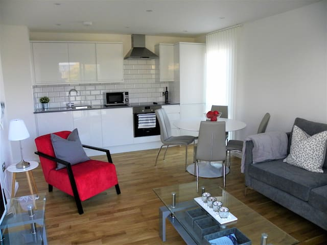 Mercury House Serviced Penthouse Apartment