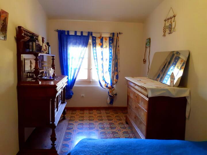 Le Dartagnan, chambre 1 lit double, le Moulinas