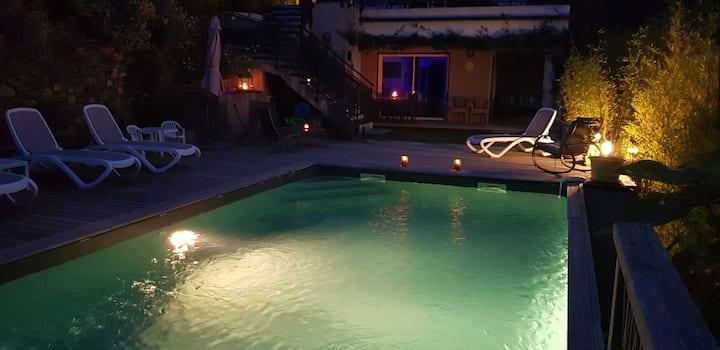 NEUVE Villa cosy en toute liberté + Piscine privée