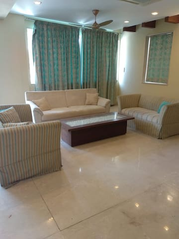 Luxurious 03 BHK serviced apartment