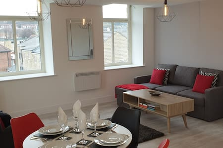 Stunning Executive Apartment - Free Secure Parking