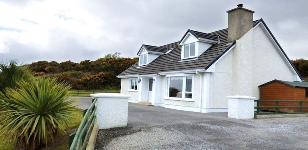 Sea View Cottage Donegal Town