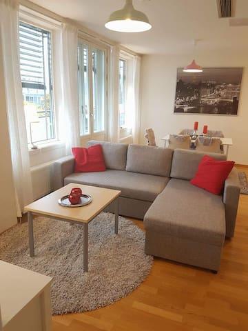 Modern Apartment in Drammen City Center