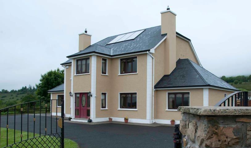 Castle House B&B, Ballyfarnon - Ballyfarnon - Szoba reggelivel