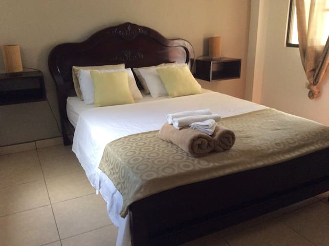 Room K @ Playa Las Comadres