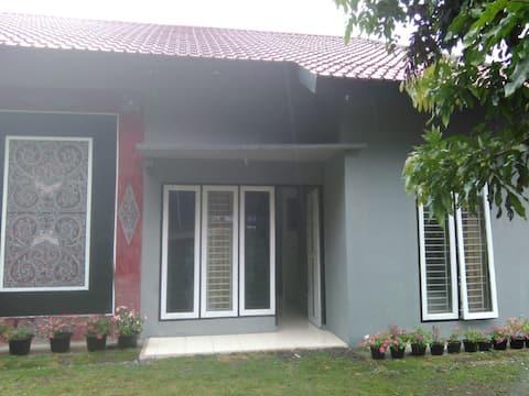 Villa Sahala Simanjuntak with Rice Terrace view