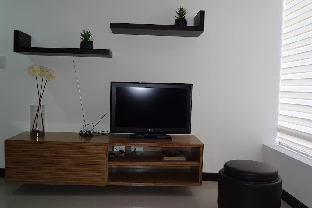 Tv Plana y Apple Tv