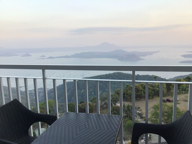 Amazing place with taal