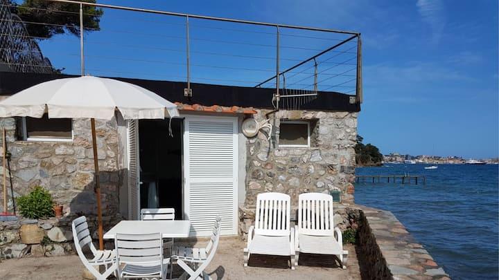 Il Cappero - Direttamente sul mare a Portoferraio