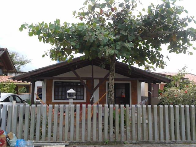 Casa de Praia - Itapoá - SC - Itapema do Norte - Itapoá