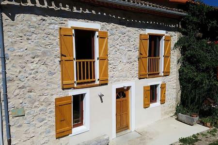 Belle maison T5 entierement renovée - Belcaire - Huis