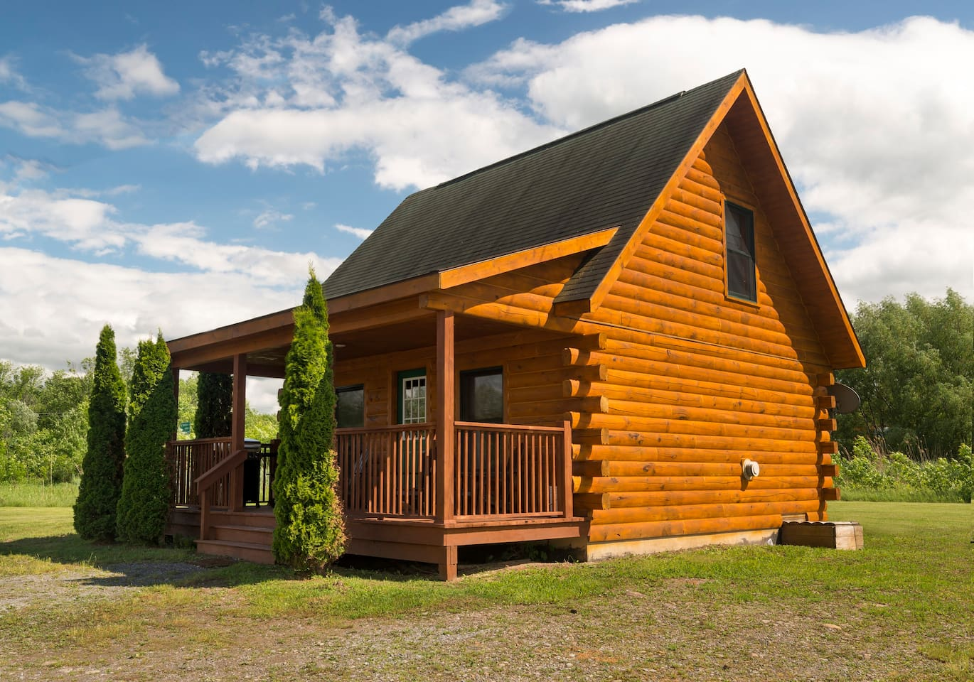 Private Cabin on Oneida Lake