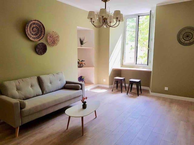 Bel appartement Bastia emplacement idéal !