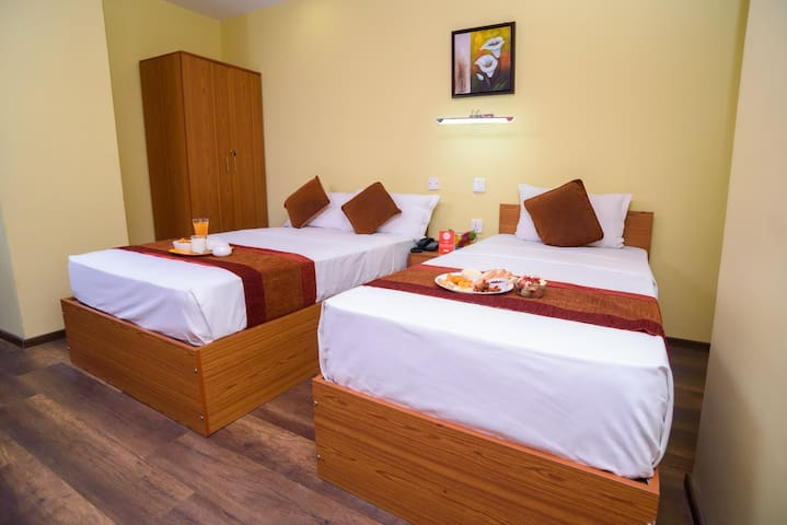 Captivating Room Deluxe At Kathmandu