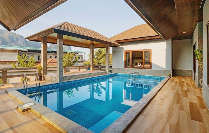 Varin Pool Villa (2) - Ao Nang, Krabi