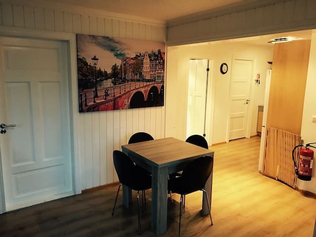Keyhouse Apartments - Akureyri