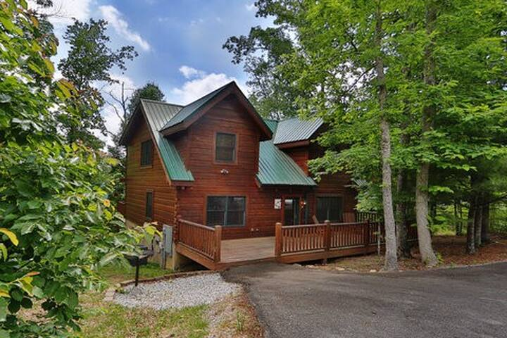 Mountain Majesty - Sevierville - Cabin