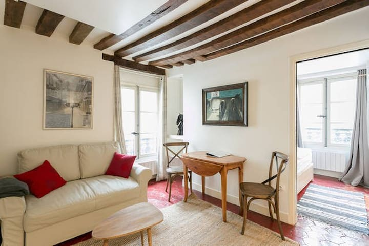 Saint-Germain - Chic apartment