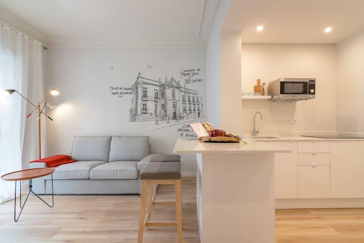 Lisbon Nouveau - Apartment 2A
