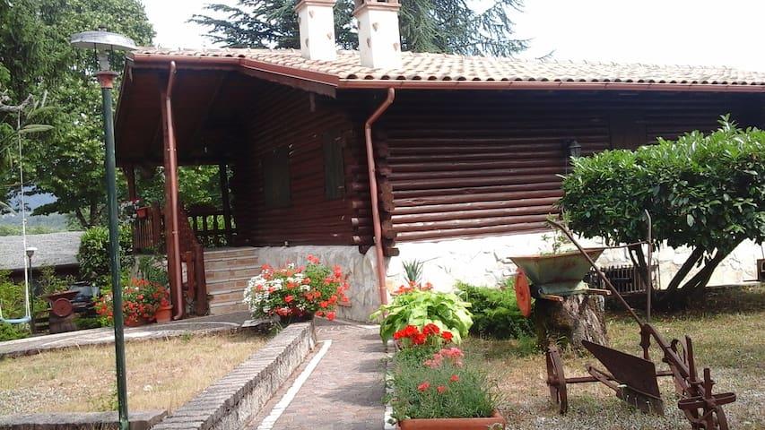 Villa in montagna vicino le piste da sci - Borgorose