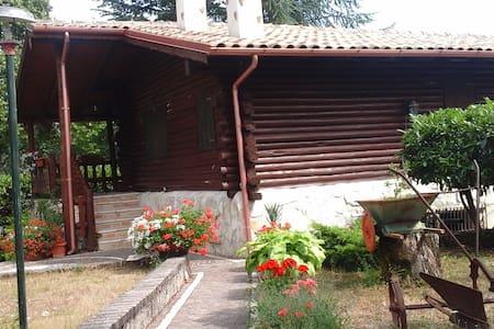 Villa in montagna vicino le piste da sci - Borgorose - Cabaña