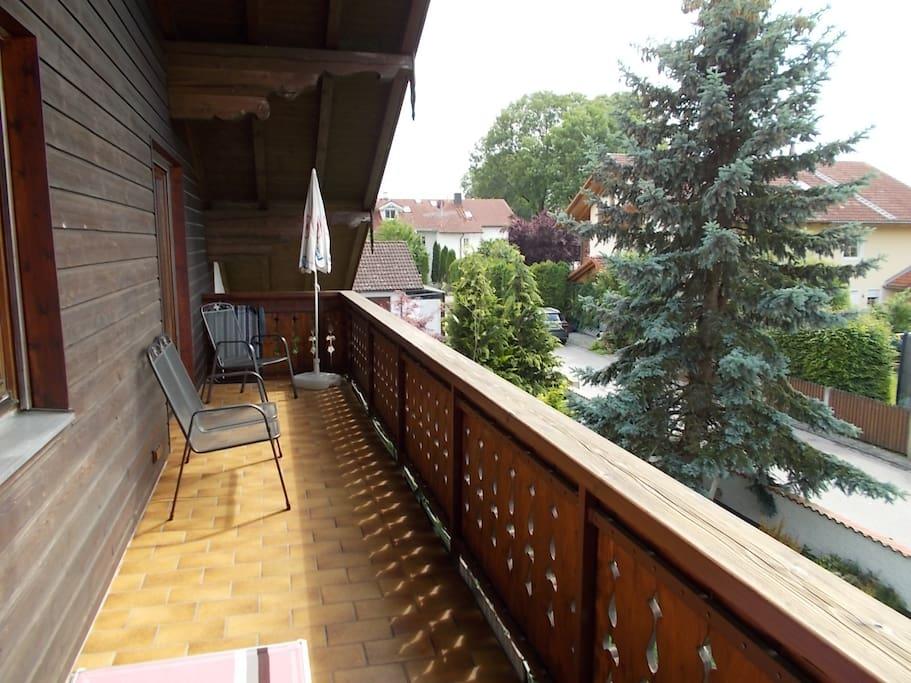 Balkon  Balcony
