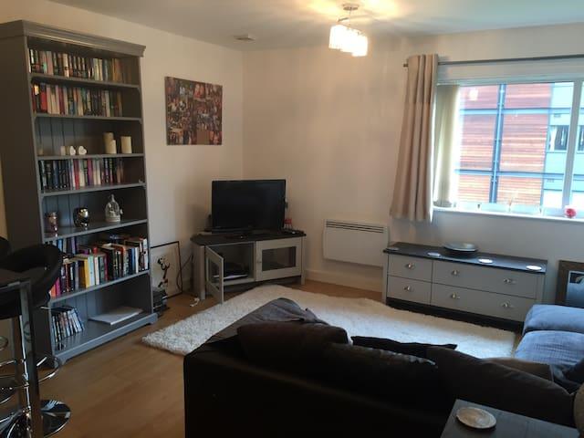 Madison Court, 1 Bedroom Apartment - Salford Quays - Манчестер - Квартира