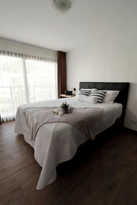 Confortable habitación a 20 minutos de ciudad