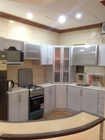 Four rooms apartment 4 rent in As slamah dist