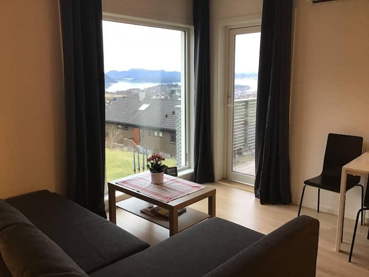 Apartment,marvelous view,pulpit rock flat nr 2