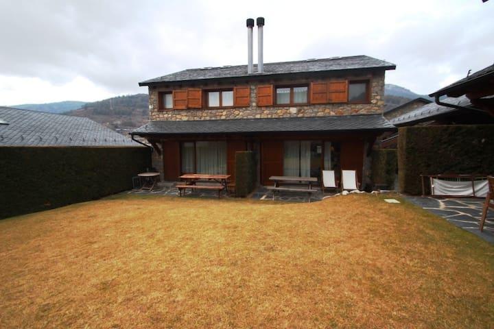 Casa muy acogedora en Bellver de la Cerdanya - Bellver de Cerdanya - Huis