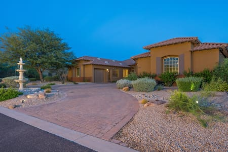 6,000 Sq Ft Luxury Home, Prime Scottsdale Location. - Scottsdale