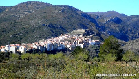 Bejís, arrounded by pure water and mountains