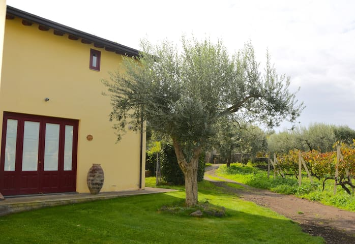 Deluxe Double bedrooms with stunning views - Castiglione di Sicilia - Casa