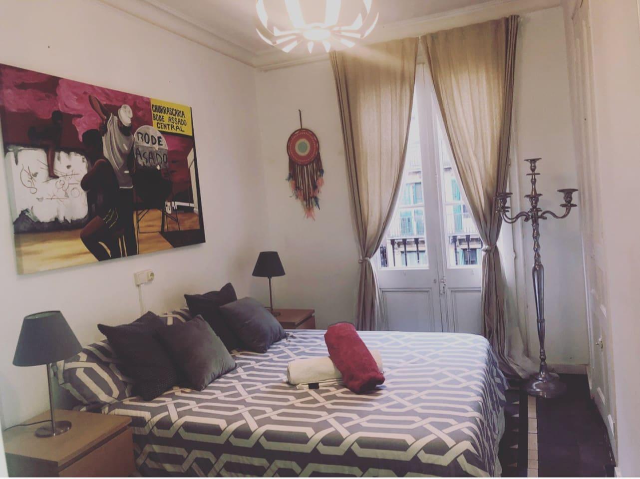 Grand nice room