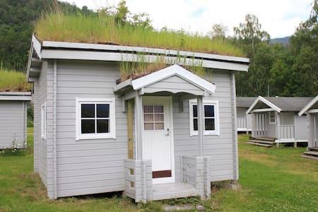 Ulvik Camping/Hardanger Gjestehus - Ulvik - Blockhütte