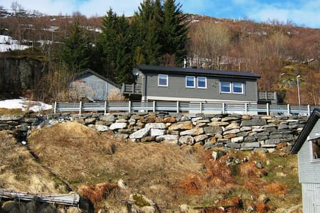 Ersfjordbotn Kystferie - cottage 2 - Casa