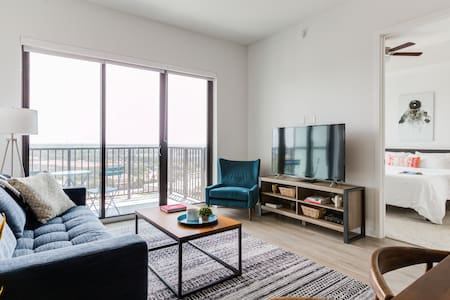 Locale | Medical Center Vantage | 1BR King/Balcony