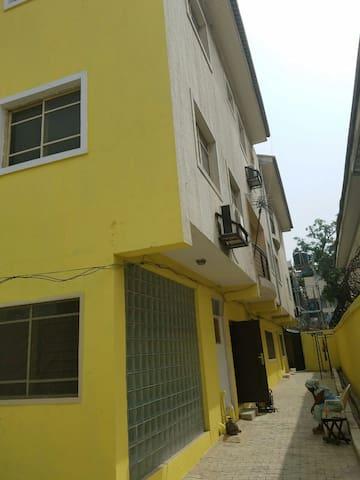 The Dove Inn - Lagos Mainland
