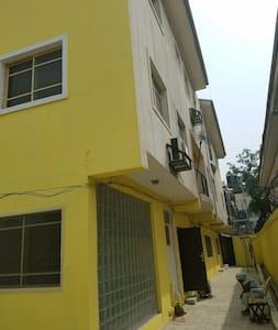 The Dove Inn - Lagos Mainland - Apartmen perkhidmatan