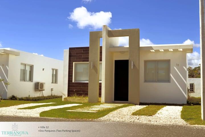 Casa amueblada para vacacionar Punta Cana