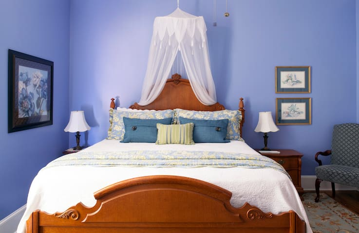 Sarah's Suite includes fresh cooked breakfast. - Columbia - Bed & Breakfast