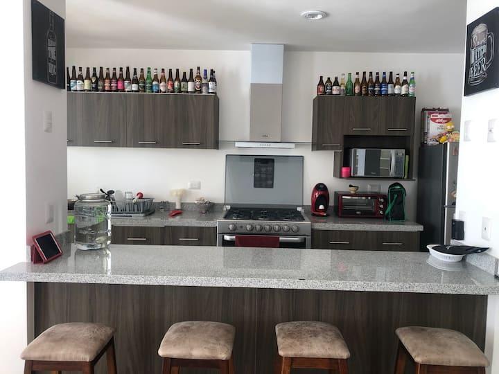 Habitación en Renta, Zakia Querétaro El marques