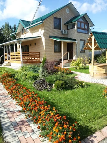 Дом  в деревне - Кузнецово