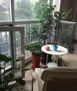 花园小区新装修2居,离茂业天地、金鹰近